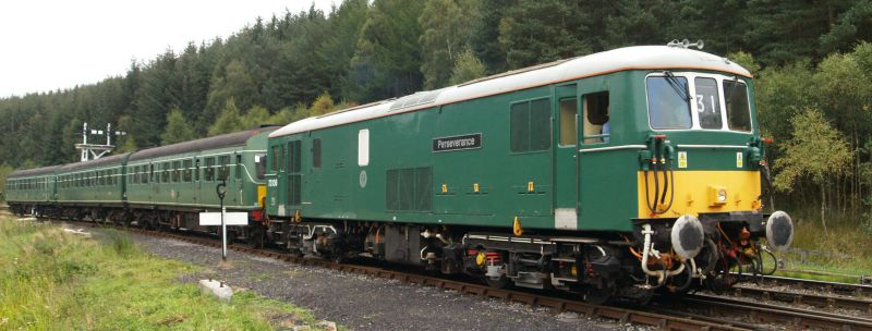 Class 73 1 Electro Diesel Bo Bo Passenger Train Class 73 9