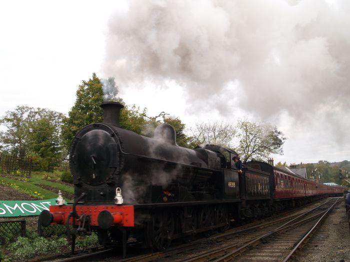 Br 49395 Super D Lnwr Class G2 7f 0 8 0 Steam Locomotive