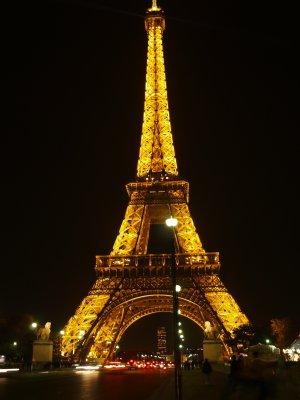 Eiffel Tower in popular culture