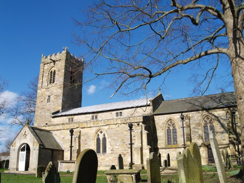 Early Medieval Churches Fine Medieval Church of st