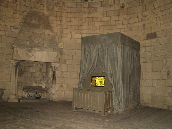 Rooms: 7. Conisbrough Castle