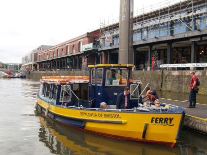 Neighborhood of the Week: Bristol Ferry bustled before Mount Hope Bridge was built