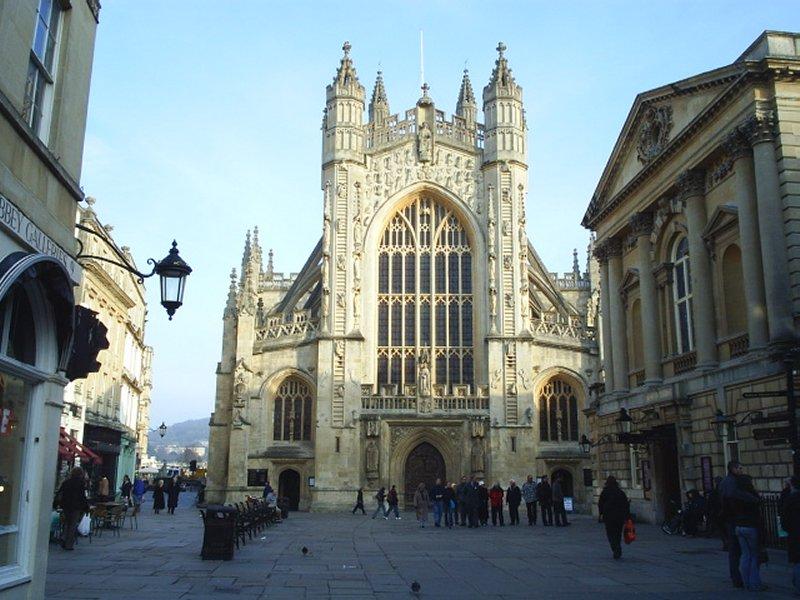 2 Bath Abbey