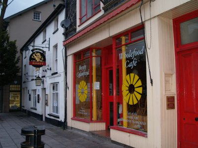 3 Machynlleth Mongomeryshire Centre For Alternative