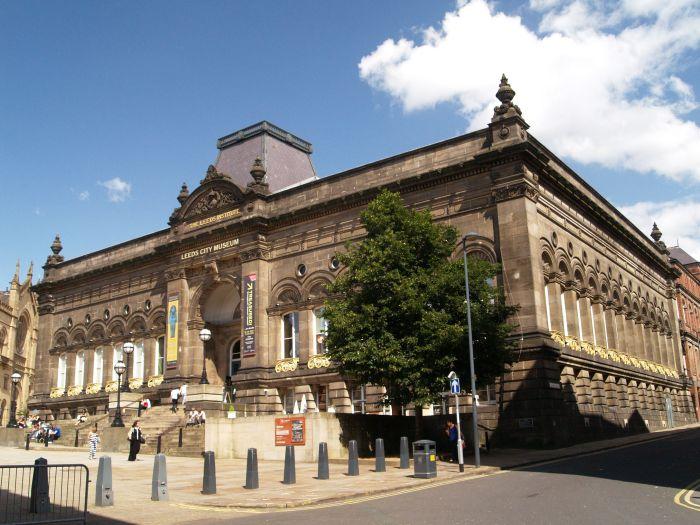 Leeds 4 City Museum Cafe