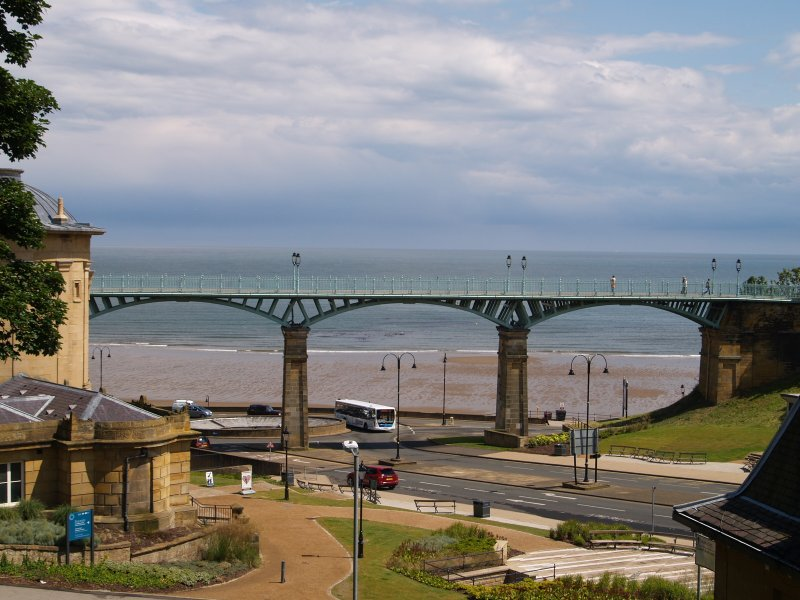 45a The Spa Bridge Is An Iron Footbridge Was Built In