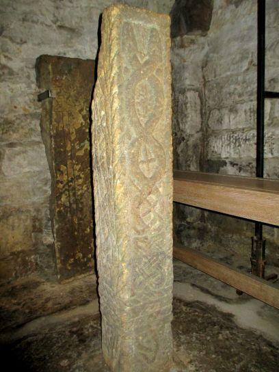 Lastingham st mary s church norman crypt history
