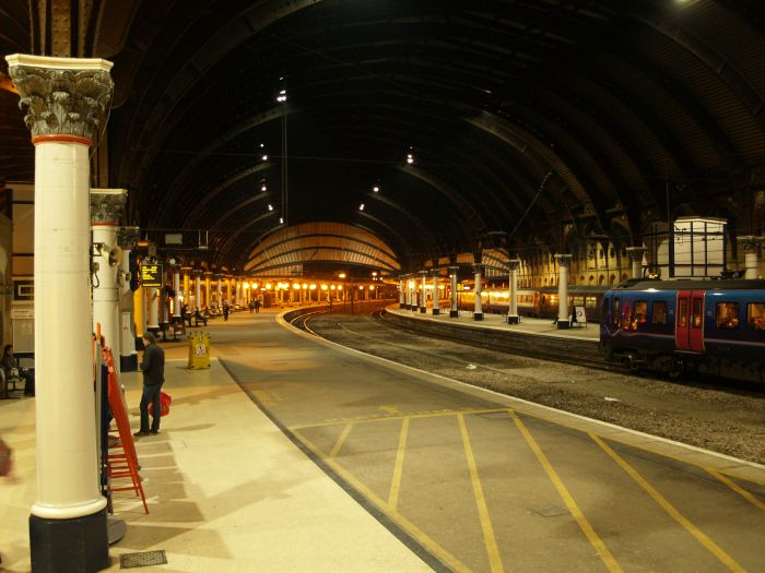 York Railway Station History Architecture George Leeman