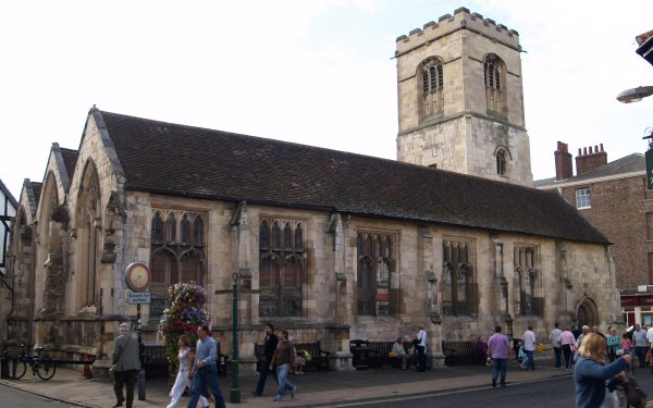 St Sampsons Church Street Was First Mentioned In 1152 And Was Rebuilt In 1440 1450 And Again In 1848 But Using Much Of The Old Stonework