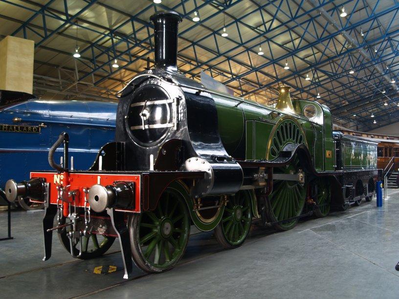 York NRM National Railway Museum steam locomotives heritage