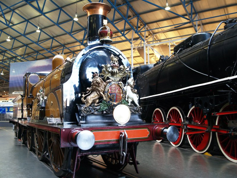 York NRM National Railway Museum steam locomotives heritage ...