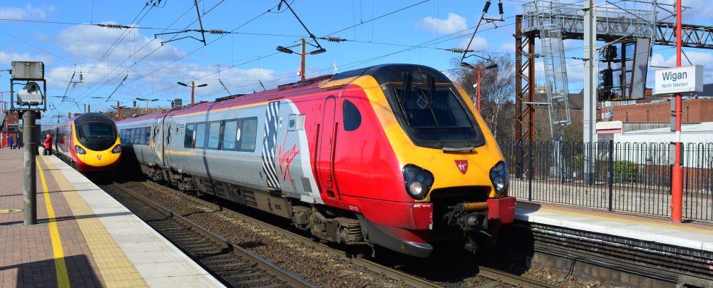 Virgin Trains services stations routes West Coast Mainline